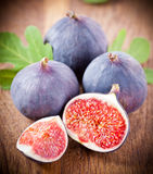 Ripe fresh Fig Royalty Free Stock Image