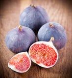 Ripe fresh Fig Stock Photo