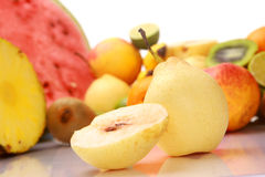 Ripe fresh fruit Royalty Free Stock Photo