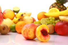 Ripe fresh fruit Stock Image