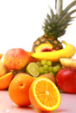 Ripe fresh fruit Stock Photo