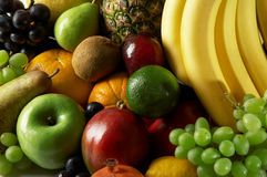 Ripe fresh fruit Royalty Free Stock Images