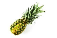 Ripe fresh pineapple isolated on white background Royalty Free Stock Image