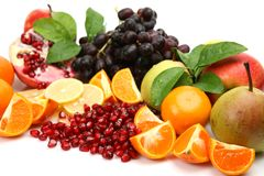 Ripe fruit Stock Photography