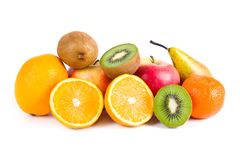 Ripe fruit Stock Photos