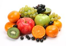 Ripe fruit Royalty Free Stock Images