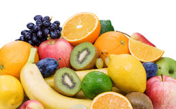 Ripe fruit with juicy pulp. Stock Photography