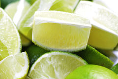 Ripe fruit lime Stock Photos