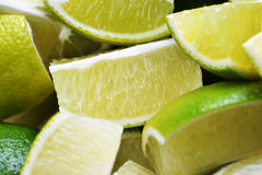 Ripe fruit lime Royalty Free Stock Images