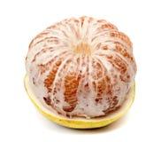Ripe fruit pomelo half purified Stock Photo