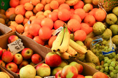 Ripe fruits Stock Photo