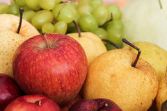 Ripe fruits Royalty Free Stock Images