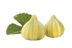 Ripe Fruits Of A Fig Royalty Free Stock Photography