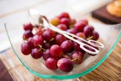 Ripe grape fruit Stock Photo