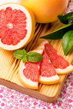 Ripe grapefruit Royalty Free Stock Image