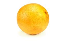 Ripe grapefruit. Isolated on white background Stock Image