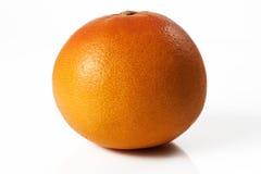 Ripe grapefruit. Grapefruit isolated on white background Stock Photo