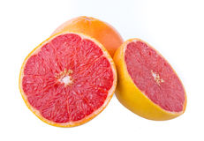 Ripe grapefruits Stock Photos
