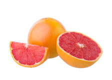 Ripe grapefruits Royalty Free Stock Photography