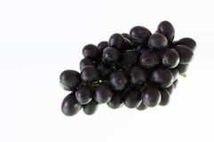 Ripe grapes Stock Image