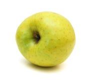 Ripe green apple royalty free stock photo