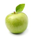 Ripe green apples Stock Photography
