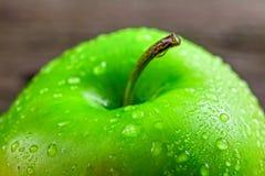 Ripe green apples Royalty Free Stock Image