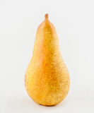 Ripe green pear Stock Photography