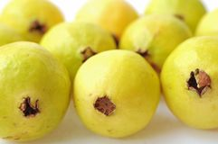 Ripe guava Royalty Free Stock Image