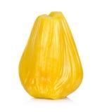 Ripe Jackfruit isolated on white background Royalty Free Stock Photo