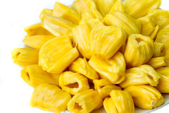 Ripe jackfruit Stock Images