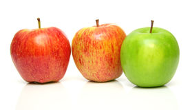 Free Ripe Juicy Apples 2 Royalty Free Stock Photo - 5213155