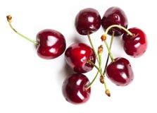 Ripe juicy cherry Stock Photography