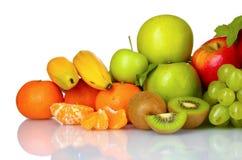 Ripe juicy fruits Stock Photography