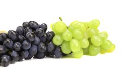 Ripe juicy grapes. Royalty Free Stock Photography