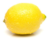 Ripe juicy lemon Royalty Free Stock Photography