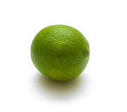 Ripe juicy lime Royalty Free Stock Images