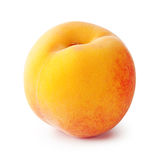 Ripe juicy peach Royalty Free Stock Photos