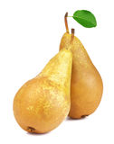 Ripe juicy pear Royalty Free Stock Image
