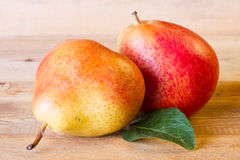 Ripe juicy pear Royalty Free Stock Photo