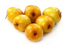 Ripe jujube fruits