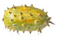 Ripe kiwano Royalty Free Stock Photos