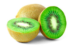 Ripe kiwi fruit Royalty Free Stock Images
