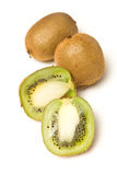 Ripe Kiwi fruit Stock Photography