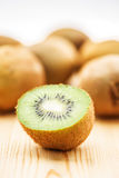 Ripe kiwi Royalty Free Stock Image