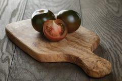 Ripe kumato tomatoes Stock Photography
