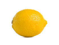 Ripe lemon Stock Image