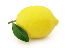 Ripe lemon Royalty Free Stock Images