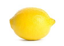 Ripe lemon Stock Image