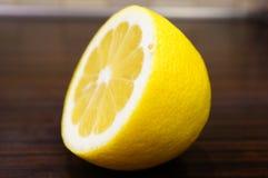 Ripe lemon Royalty Free Stock Photo